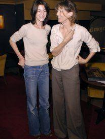Charlotte Gainsbourg et Jane Birkin : les pièces fétiches de leur dressing