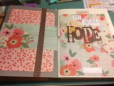 Hope Journal - Scrapbook.com