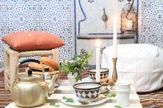 Le style marocain.