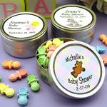 Personalized Baby Shower Mint Tins - Silver PER_4672_BABY_SILVER-WP