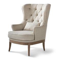 Herman Miller Chair Size C Upholstered Ottoman, Chair And Ottoman, Wingback Chair, Armchair, Chair Cushions, Herman Miller Aeron Chair, Furniture Styles, Furniture Logo, Retro Furniture