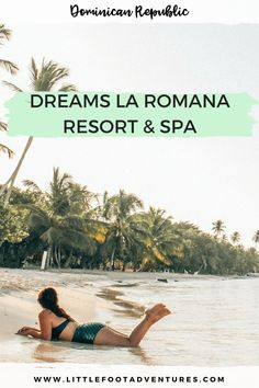 The islands of the Caribbean are one of those dreamy places. Staying at Dreams La Romana Resort & Spa in the Dominican Republic was the perfect place to relax away from a cold summer in Denmark! Dominican Republic|Caribbean|Dreams La Romana | Dreams La Romana Resort & Spa Hotel | Resort | Hotel Review # Dominican Republic # Caribbean #Resort #Hotel #HotelReview #Spa #Review #Hotel #Accomodation