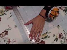 #Tutorial: cómo hacer una caja de tela. - YouTube