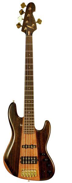 SANDBERG Guitars | California TM5 Macassar