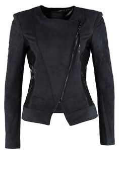 Guess Chaqueta Diamond Quilted PU Negro 2XL: Amazon.es: Ropa