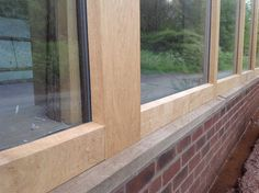 Image result for what epdm strips for green oak frame