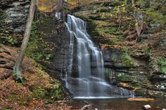 Shares Tuscarora Falls at Rickett's Glen State Park by Mitch Pennsylvania is a large state that has a lot to offer for landscape and nature photographers. With mountain views, plenty of waterfalls, rivers, and beautiful autumn foliage, this is plenty to choose from when you are looking for a great place to photograph. This page …