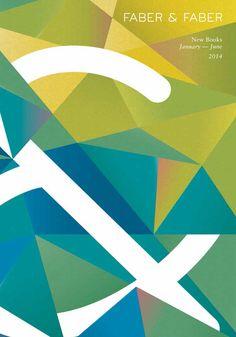 Faber & Faber 2014 catalogue; part of their rebranding