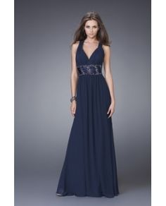 Jovani Prom -La Femme 15064 Prom dress - Lafemme 2012 - lafemme15064 - US$148.74 - english