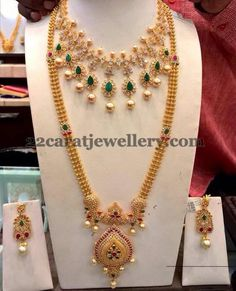 Bridal Jewelry 165 Grams | Jewellery Designs