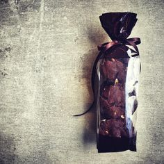 Double Chocolate & Nut Cookie Bags