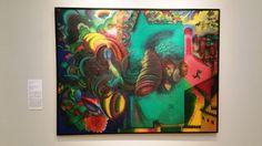 "Gulam Mohammed Sheikh ""Choice of Birth"" #art #artist #museums #Fukuoka #FAAM ##Hakata #Japan"