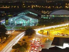 Centro de Convenções Hangar - Belém do Pará, Brasil.