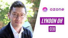 Get Paid For Your Data: Interview with Lyndon Oh, founder of Ozone We Are Coming, Earn Extra Income, Co Founder, Big Data, Interview