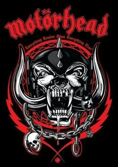 Motörhead - These guys are rock and roll legends!