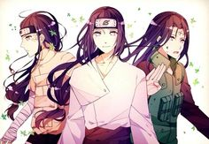 I'm pinning all these pics of Neji while listening to the most depressing song