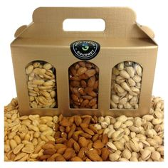 Gourmet Nuts Box