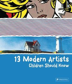 From Cubism to cartoons, this book of eye-popping art and engaging activities introduces young readers to modern art. Picasso, Chagall, Calder, Lichtenstein, Hockney—these artists and the others profiled here offer a world of interest to children. This exciting exploration of modern, Pop, and...