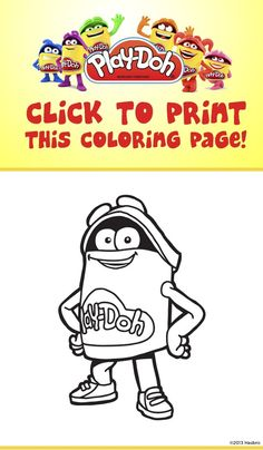 Play Doh Party Printables | Play-Doh Party | Pinterest | Play doh ...