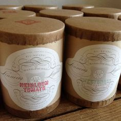 Our #Summer scented candles are in at @Sprout Flowers  Flowers! #heirloomtomato #sweetgrass