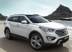 2016 Hyundai Santa Fe Model