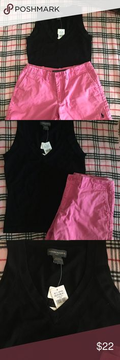 3fe3338c83 Banana Republic Black sleeveless shirt XS NWT Cute and Classy Banana  Republic sleeveless shirt size XS Banana Republic Tops Tank Tops