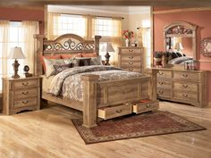 Bedroom Furniture Queens Ny baxton studio montserrat black wood 5-piece king-size modern