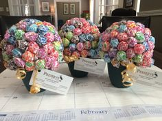 Lollipop Trees, Apartment Marketing, Outreach Marketing, Preserve at Port Royal Business Marketing, Marketing Quotes, Marketing Ideas, Real Estate Marketing, Salon Marketing, Moving Gifts, Corporate Gifts, Corporate Christmas Gifts, Employee Appreciation