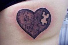 Heart 4 Beat It : Heart Tattoos