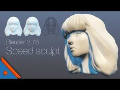 speed sculpt with quick retopo blender 2.78 - YouTube