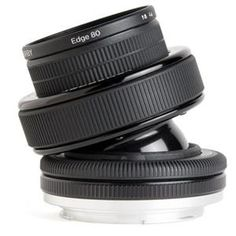Lensbaby Composer Pro with Edge 80