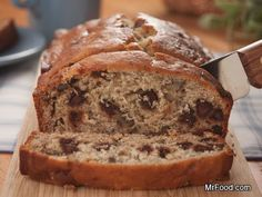 58 best bread recipes muffin recipes images on pinterest muffin chocolate chip banana bread forumfinder Images