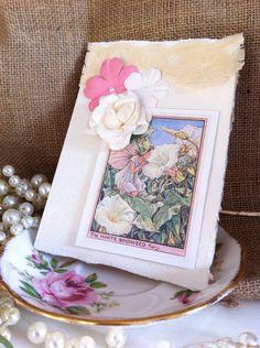 Handmade blank Fairy cards on Etsy, £3.50