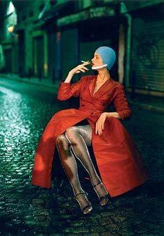 Paolo Roversi: Italian fashion photographer. @designerwallace