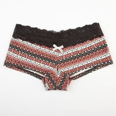 Tribal Stripe Boyshorts 235147398 | Panties