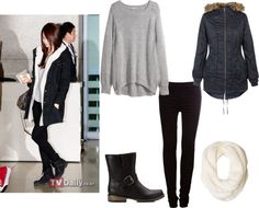 Outfit inspired by Yoona Airport Fashion. Link: http://www.polyvore.com/cgi/set?id=101370483&.locale=pl Requested by: Anonymous Please s...