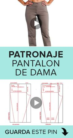 Sewing Patterns, Khaki Pants, Womens Fashion, Ideas, Dresses, Calamari, Pants Pattern, Pants Outfit, Women Pants