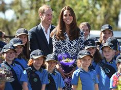Prince William and Kate Middleton Photos - The Duke And Duchess Of Cambridge Tour Australia And New Zealand - Day 11 - Zimbio Modern Princess, Princess Kate, Princess Charlotte, Prince George Alexander Louis, Prince William And Catherine, Duke And Duchess, Duchess Of Cambridge, Duchess Kate, Kate Baby
