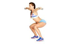 Enhance your average burpee by adding a sumo-like squat for a butt-toning burn that'll put your usual lunge sessions to shame.