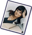 A favorite author - Marian Keyes ~ love her books ~ love her humor!