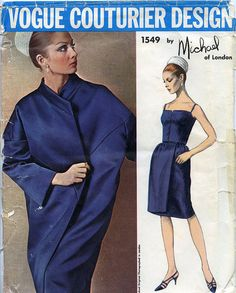 RARE Michael of London Vogue Couturier Sewing by CandyDoesClothes
