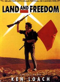 Land & Freedom - Makes a great double bill with The Wind that Shakes the Barley. The political discussions are as riveting as the action scenes. And as a left-winged-minded person myself the story and spirit of the film, just tugs at my heart strings. Hd Movies, Movie Film, Streaming Movies, Movies Online, Movies To Watch, Full Movies Download, Cinema Film, Cinema Posters, Movie Posters