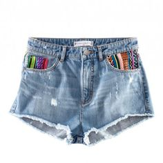 Short en jean Fashion for AIDS