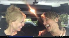 See Keith Urban, Nicole Kidman's Front-Seat Duet of 'The Fighter ...