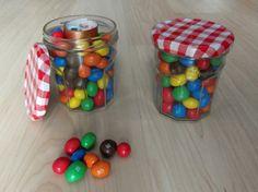 Pots bonbon surprise
