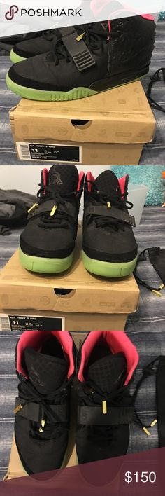 Nike Air Yeezy 2 UA Nike air yeezy 2 unauthorized  Size 11 Shoes Sneakers