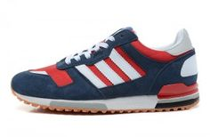 Sale UK Adidas Originals ZX 700 Trainers Mens University Red White Navy Blue St Dark Slate Grey Style Code G96517 Colors