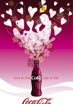 Coke Side of Life: Coca-Cola Art Remix by Coca-Cola Art Gallery