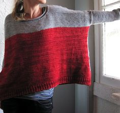 ravelry: worsted boxy pattern by joji locatelli