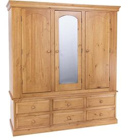 This premium collection has a durable antique wax lacquer finish for years of stunning good looks. Highlights in this collection include a range of bedside cabinet, as well as stri Wooden Door Design, Wooden Doors, Traditional Furniture, Traditional Design, Wardrobe With Dressing Table, Wooden Wardrobe, Antique Wax, Bedside Cabinet, Bedroom Furniture